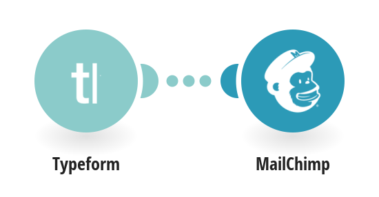 Typeform: Odpověď, která obsahuje @ je přihlášena do MailChimpu jako odběratel