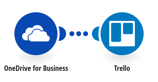 Create Trello cards from new OneDrive for Business subfolders in specific folders