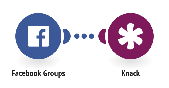 Add new Facebook Groups posts to Knack as new records