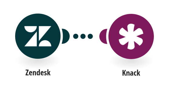 Add new Zendesk tickets to Knack as new records