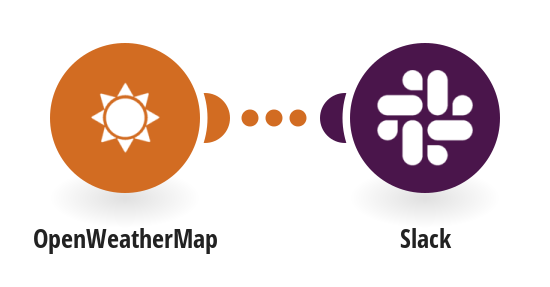 Post OpenWeatherMap forecast for tomorrow in Slack