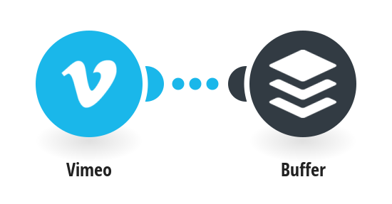 Buffer new Vimeo videos
