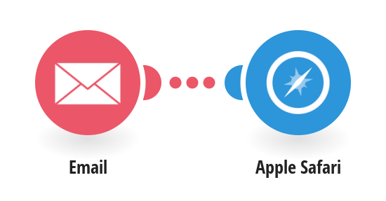Send push notifications via Apple Safari for new emails from a specified sender