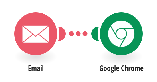 Send push notifications via Google Chrome for new emails from a specified sender