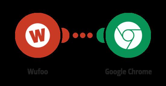 Send push notifications via Google Chrome for new Wufoo form entries