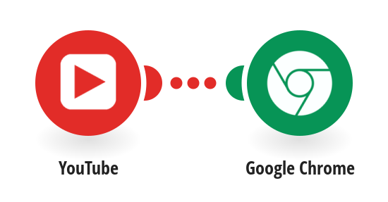 Send push notifications via Google Chrome for new YouTube videos