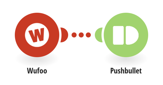 Push notes via Pushbullet for new Wufoo form entries
