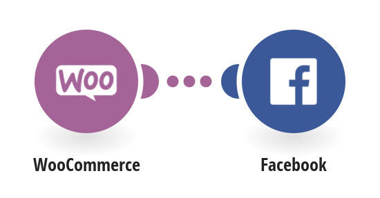 Post new WooCommerce products to Facebook