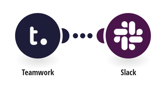 Send Slack messages for new Teamwork tasks