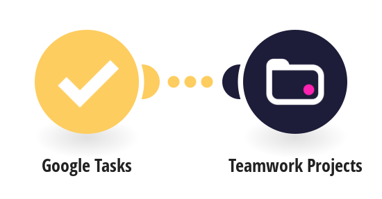 Add new Google Tasks to Teamwork as tasks