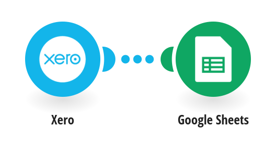 Save new Xero receipts to a Google Sheets spreadsheet