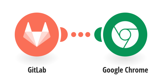Send push notifications via Google Chrome for new projects on GitLab