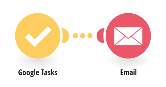 Get email notifications for new Google Tasks tasks