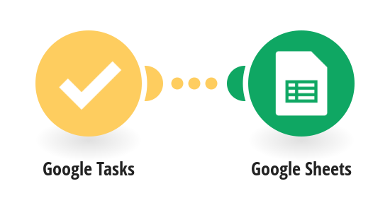 Save new Google Tasks to a Google Sheets spreadsheet