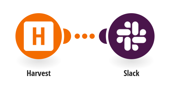 Send Slack messages for new Harvest projects
