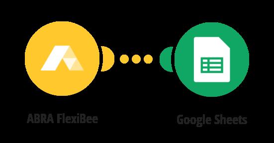 Zapsání nové položky v ceníku ve FlexiBee do Google tabulky