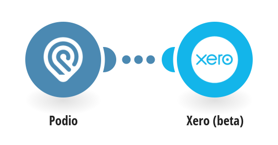 Create Xero receipts from new items in Podio