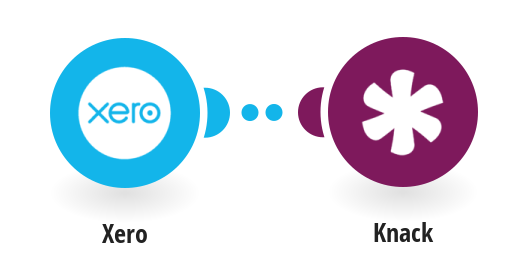 Create Knack records from new Xero bank transfers