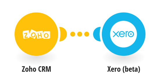 Create Xero credit notes from new Zoho CRM deals