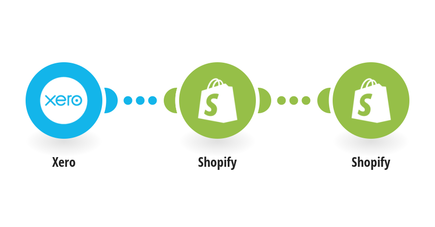 Add new Xero contacts to Shopify as customers