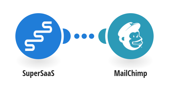 Add new SuperSaaS users to MailChimp as new subscribers