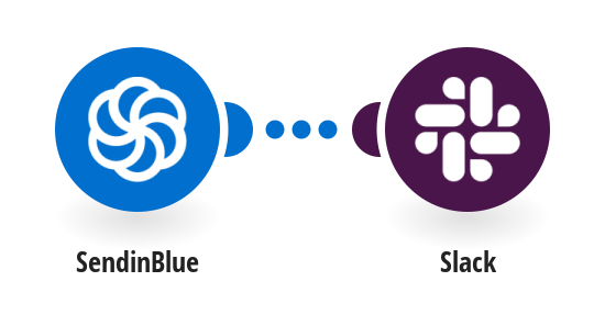 Send a Slack message for new blocked email addresses in SendinBlue