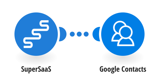 Add new SuperSaaS users to Google Contacts as new contacts