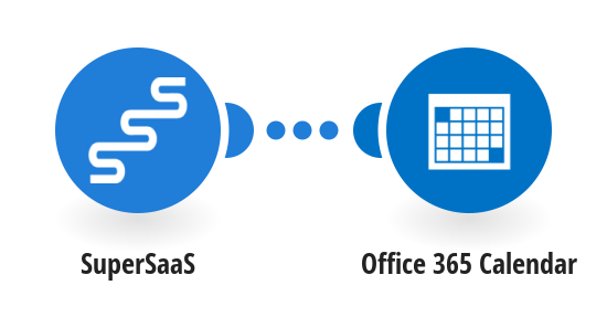 Add new SuperSaaS appointments to a Office 365 Calendar as events