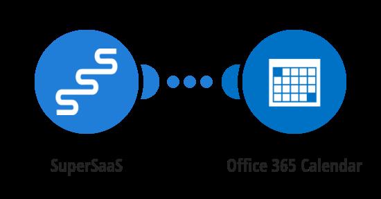 Zapsání nové rezervace termínu v SupeSaas do Office 365 Kalendáře