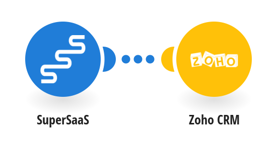Add new SuperSaaS appointments to Zoho CRM as new leads