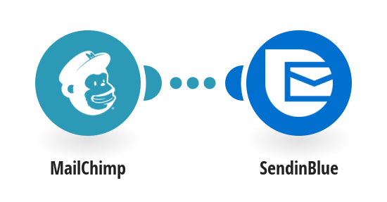 Add new Mailchimp subscribers to SendinBlue as contacts