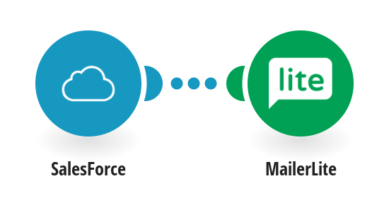 Update a Mailerlite subscriber when a SalesForce contact changes