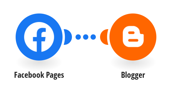 Create Blogger posts from new Facebook posts