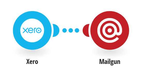 Add new Xero contacts to Mailgun