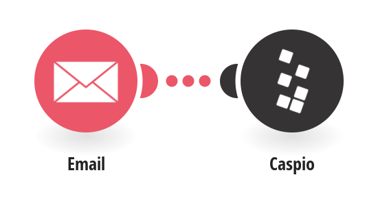 Add new rows to a Caspio table for new emails