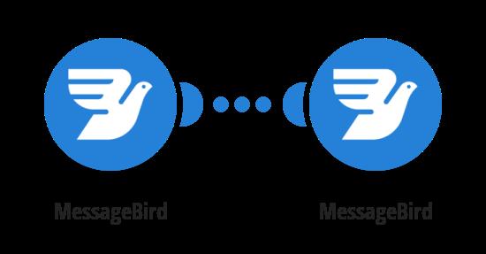 Smazání zprávy v MessageBird, která obsahuje zadané slovo