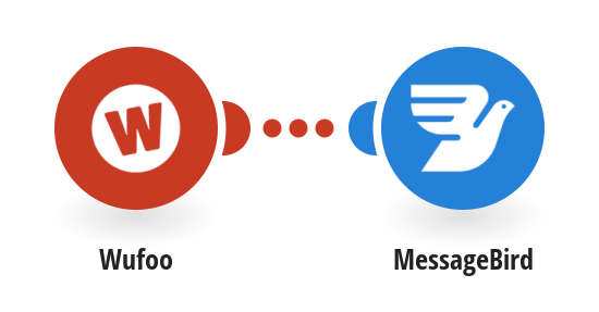 Send MessageBird SMS messages for new Wufoo form entries