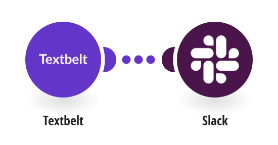 Send Slack messages when your Textbelt quota drops below a certain limit