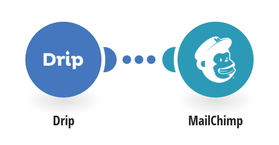 Subscribe new subscribers from Drip to MailChimp