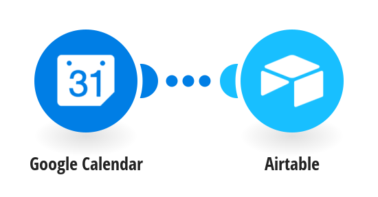 Add new Google Calendar events to Airtable as records