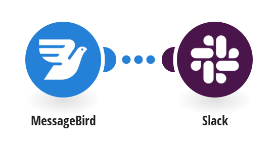 Send Slack messages for new MessageBird SMS messages