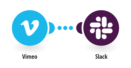 Send Slack messages for new videos on Vimeo
