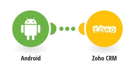 Create an object in Zoho CRM when you receive a call on your Android device