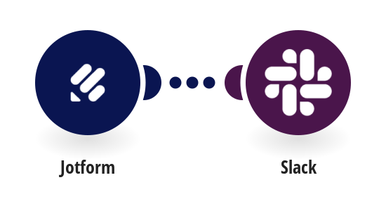 Send Slack messages for new JotForm form submissions