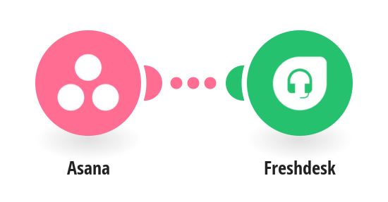 Add new Asana tasks to Freshdesk as tickets