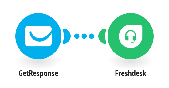 Add new GetResponse contacts to Freshdesk as new contacts