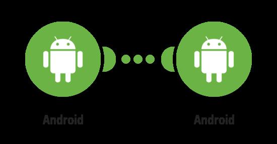 Zapnutí WiFi na Android zařízení na základě vstupu do zadané oblasti