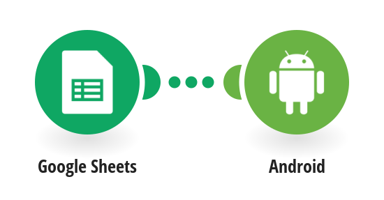 Create contacts on your Android device from new rows in a Google Sheets spreadsheet