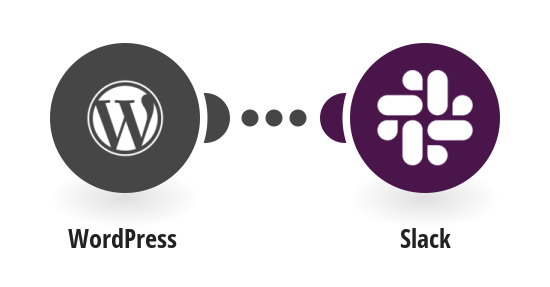 Send Slack messages for new WordPress posts