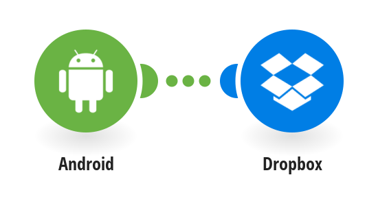 Save new photos from your Android device to Dropbox